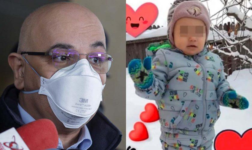 """Raed Arafat, mesaj revoltător după moartea copilașului de trei ani din Botoșani: """"Sunt țări care nu au deloc medici pe ambulanță"""""""