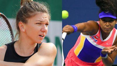 Simona Halep și Naomi Osaka sunt reginele tenisului. Singurele care au reușit așa ceva