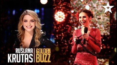 """Alexandra Dinu a dat Golden Buzz: """"M-a lăsat cu gura căscată"""". Cine este Raisa, fetița de la Românii au Talent VIDEO"""