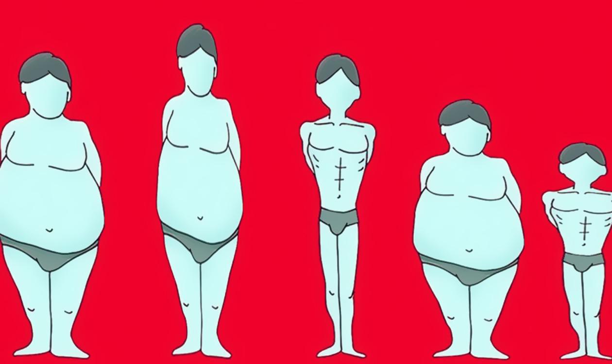 5 8 170 lbs pierdere în greutate feminină