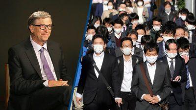 Ce a îndrăznit Bill Gates să spună despre mască. Milioane de oameni se vor revolta?