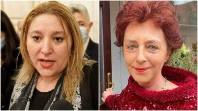 Ce a spus Diana Șoșoacă despre medicul Flavia Groșan. Nimeni nu se aștepta la asta