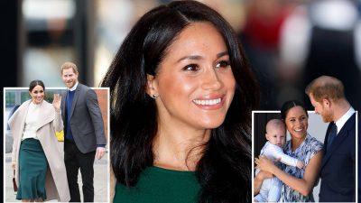 """Ce sex are al doilea copil al lui Meghan Markle cu Prințul Harry. """"Ce putem cere mai mult?"""""""