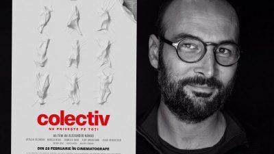 Cine este Alexander Nanau, regizorul Colectiv, nominalizat la Oscar. A refuzat distincția lui Klaus Iohannis