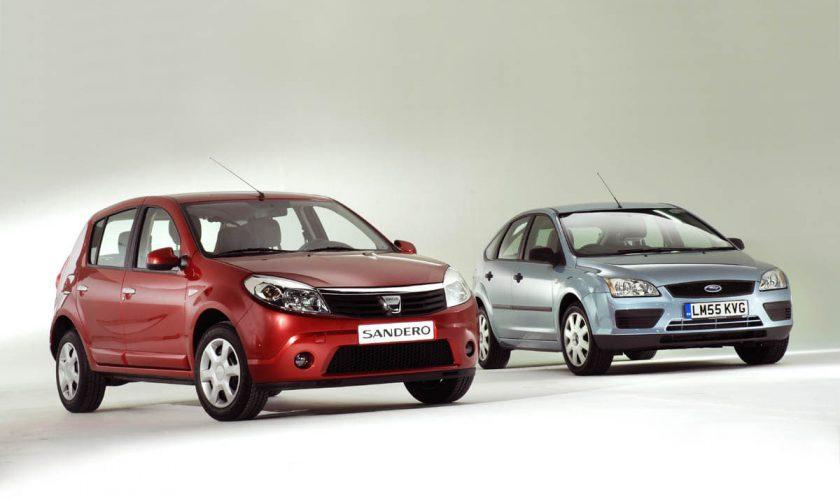 Dacia 'spulberată' de Ford, instant. Mașina fabricată în România care a depășit Dusterul și pe care românii o iubesc acum