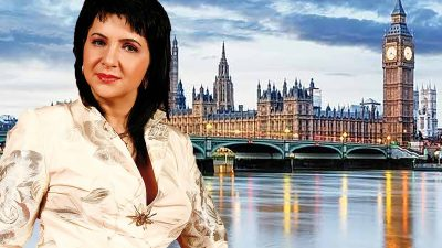 De ce se mută Carmen Șerban în Londra. Artista a spus adevărul