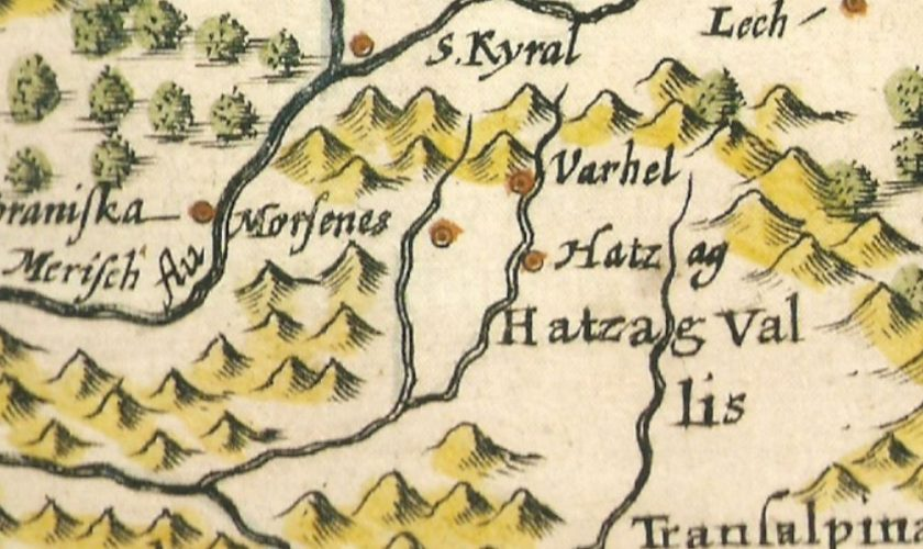 Descoperire epocală și unică în Transilvania. Ce au găsit ungurii în zona Bazinului de la Haţeg