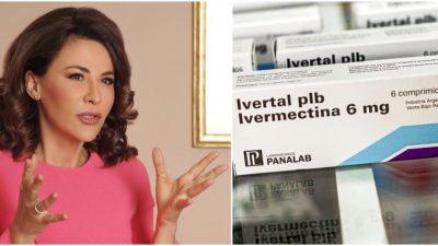 Dr. Adina Alberts, anunț de ultimă oră despre Ivermectină. Premieră în România
