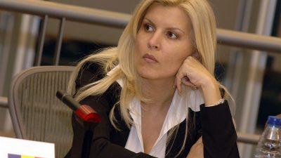 Elena Udrea a primit vestea după cererea DNA. Anunțul magistraților
