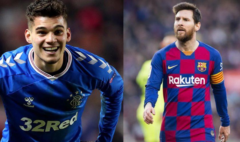 Ianis Hagi face echipă cu Leo Messi! Fanii sunt în extaz, imaginile astea sunt istorice VIDEO