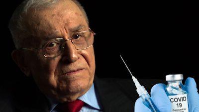 Ion Iliescu s-a vaccinat anti-covid-19. Ce susține că a simțit apoi