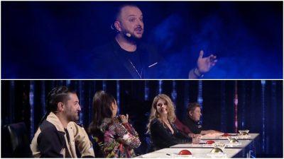 """Jurații de la Românii au Talent, uluiți total de mentalistul Simion Ştefan: """"Nu există aşa ceva"""" VIDEO"""