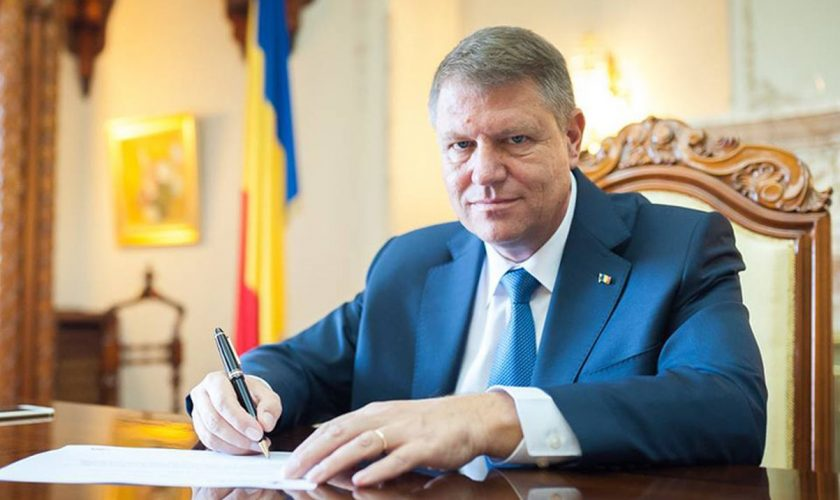 Klaus Iohannis a promulgat Legea bugetului de stat și Legea bugetului asigurărilor sociale pe 2021