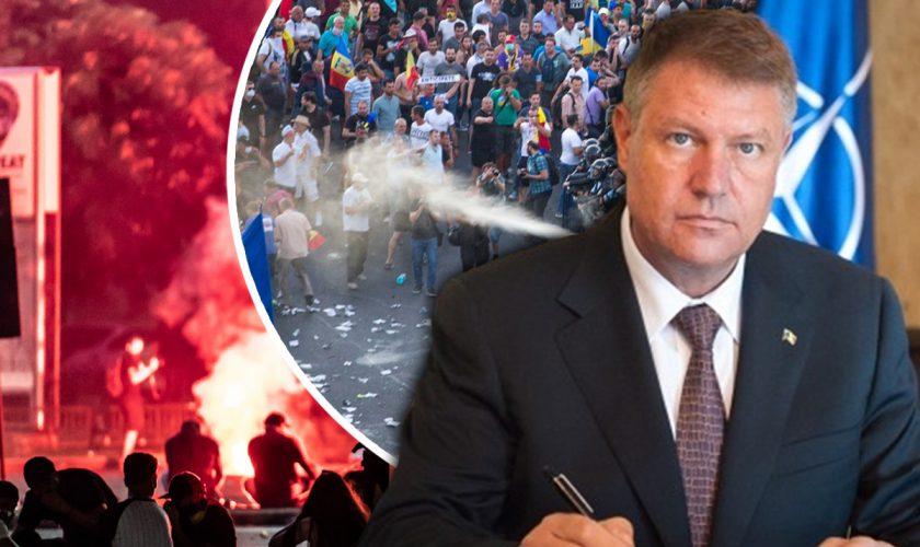 """Klaus Iohannis, furios după clasarea dosarului """"10 August"""". Ce decizie radicală a luat"""