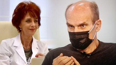 Medicul Flavia Groșan, atac către CTP?! Ce a transmis pneumologul care a iscat isterie în România