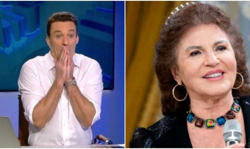 """Mircea Badea s-a crucit când a văzut ce își face Irina Loghin, la bătrânețe: """"Dumnezeu pe pământ"""""""