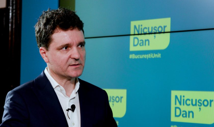 Nicușor Dan, anunț fatidic pentru bucureșteni. În ce pericol ne aflăm, de fapt
