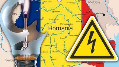 Pene de curent în București și Ilfov. Energie Muntenia a publicat lista cu zonele afectate