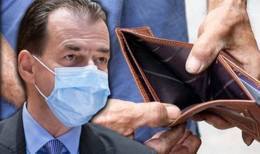 Pensii 2021. Ce români vor rămâne fără bani. Ludovic Orban a făcut anunțul trist