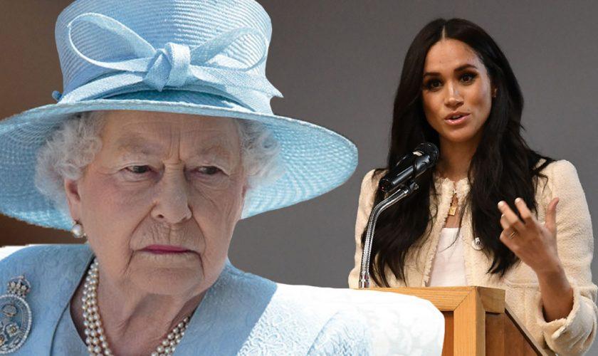 Regina Elisabeta, decizie radicală după acuzațiile lui Meghan Markle de rasism. Ce face acum