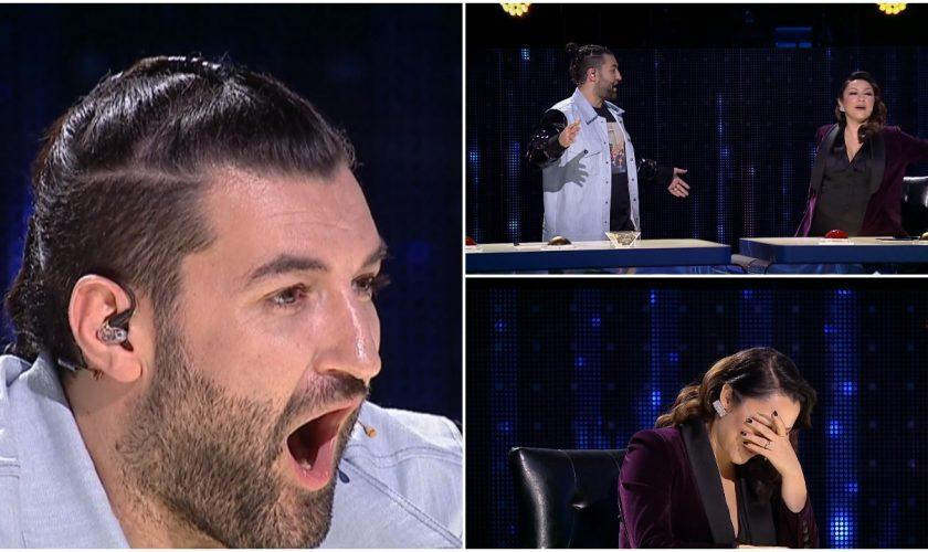 """Smiley, propunere indecentă pentru Andra la Românii au Talent. Cum vrea să o facă 'plic': """"Trebuie să mai slăbesc!"""""""
