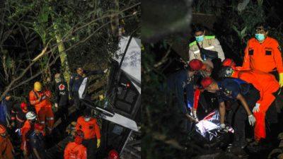 Ultima oră. Accident tragic cu 27 de morți și zeci de persoane grav rănite. Un autocar cu 66 de elevi, prăbușit într-o prăpastie. Ce se întâmplă chiar acum în Indonezia