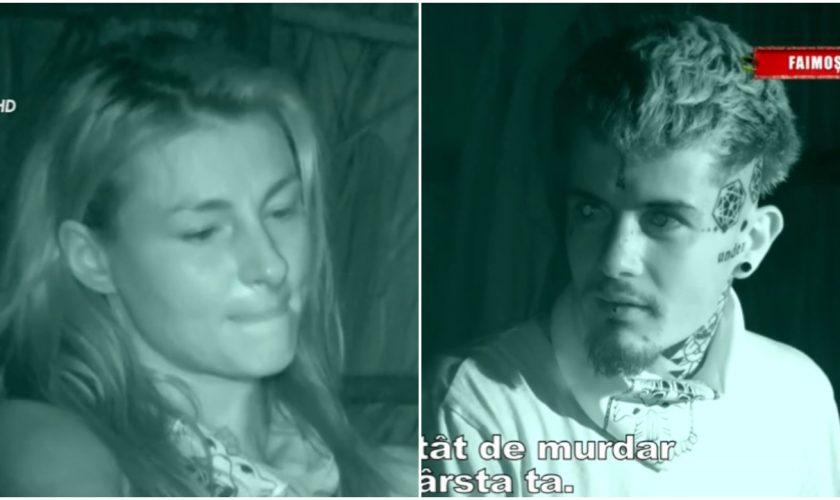 Zanni a făcut-o praf pe Elena Marin la Survivor România. În ce hal a jignit-o