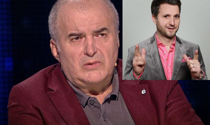 Florin Călinescu l-a șocat pe Andi Moisescu. Vedeta Pro TV nu a mai avut nicio reacție după asta