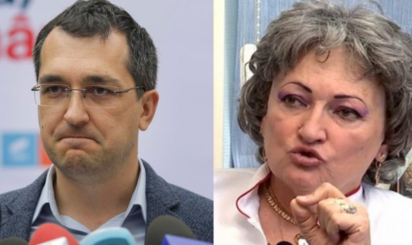 """Monica Pop, atac nemilos la adresa lui Vlad Voiculescu: """"Cum e posibil să spună aşa ceva şi să facă aşa ceva? E de noaptea minții!"""""""