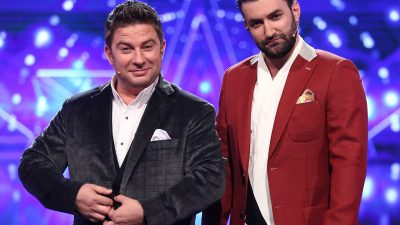 Românii au talent. Smiley și Pavel Bartoș, ignorați total. Ce le-a făcut o concurentă este inimaginabil