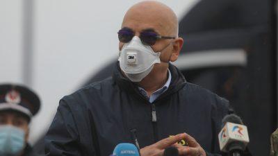 """Raed Arafat, semnal de alarmă în fața valului trei al pandemiei. În ce mare pericol se află românii: """"Nu are nimeni cum să nu recunoască"""""""