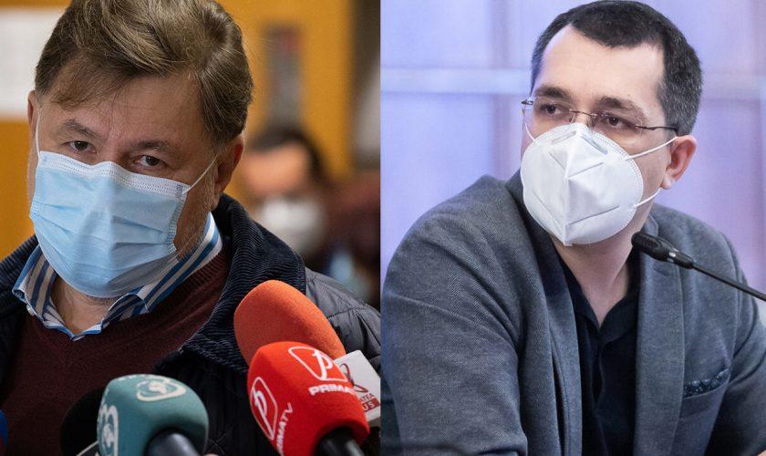"""Alexandru Rafila, atac dur la adresa lui Vlad Voiculescu: """"Înclin să-l cred pe premier. La Ministerul Sănătății e brambureala totală"""""""