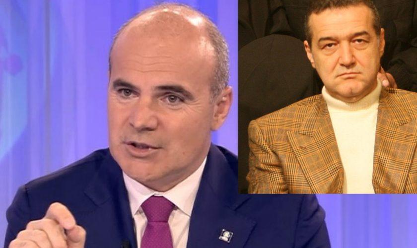 De ce s-a mutat Rareș Bogdan gard în gard cu Gigi Becali. Vicepreședintele PNL i-a uimit pe toți