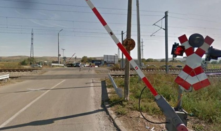 Șofer, abuzat de Poliția Rutieră la trecerea de calea ferată. Cum era să ia amendă, nevinovat