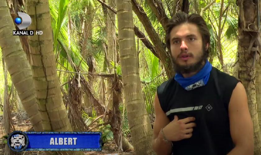 Albert Oprea a izbucnit nervos la Survivor România: 'Ești nebun, nene, cu capul'