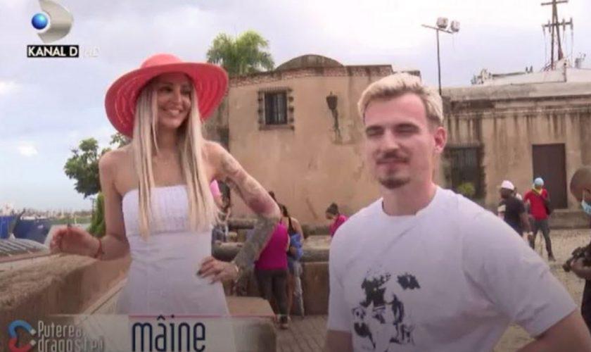 Alexandra și Cristian Marinescu de la Puterea Dragostei revin la emisiune. Ce au făcut în Dominicană