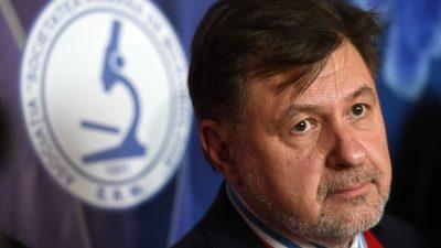 Alexandru Rafila, reacție neașteptată după drama de la Victor Babeș. Victor Ciutacu n-a avut replică
