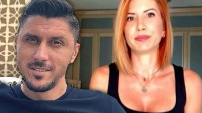 Amanta lui Ciprian Marica, transformare totală. Cum arată acum roșcata de la hotelul din Cluj