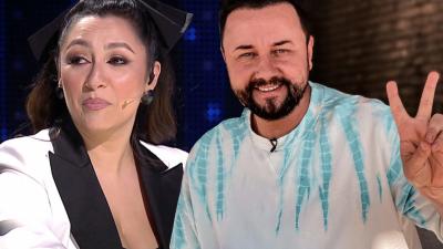 """Andra, dezvăluire din intimitatea ei cu Cătălin Măruţă la Românii au talent: """"La mine a trecut pe locul 2"""" VIDEO"""