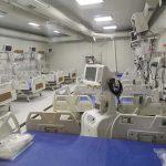 Situație fără precedent la spitalul mobil de la Lețcani. Bolnavii, internați pe semnătura proprietarului în containerele improvizate