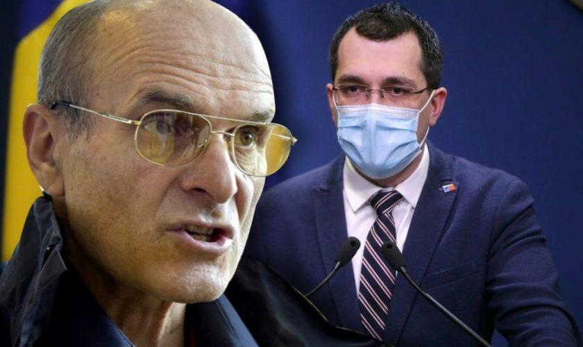 CTP a spus adevărul crunt despre Vlad Voiculescu. Detaliul șocant observat la fostul ministru al Sănătății