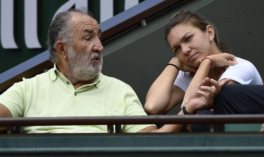 Când se retrage Simona Halep din tenis. Ion Țiriac a făcut anunțul surpriză