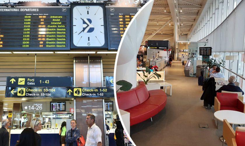 Camera exclusivistă de care sigur nu știai că există în aeroportul Otopeni. Doar vedetele și milionarii ajung acolo, însă în anumite condiții