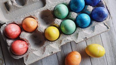 Când se vopsesc, de fapt, ouăle de Paște. Aceasta e ziua sfântă în care e musai să le faci