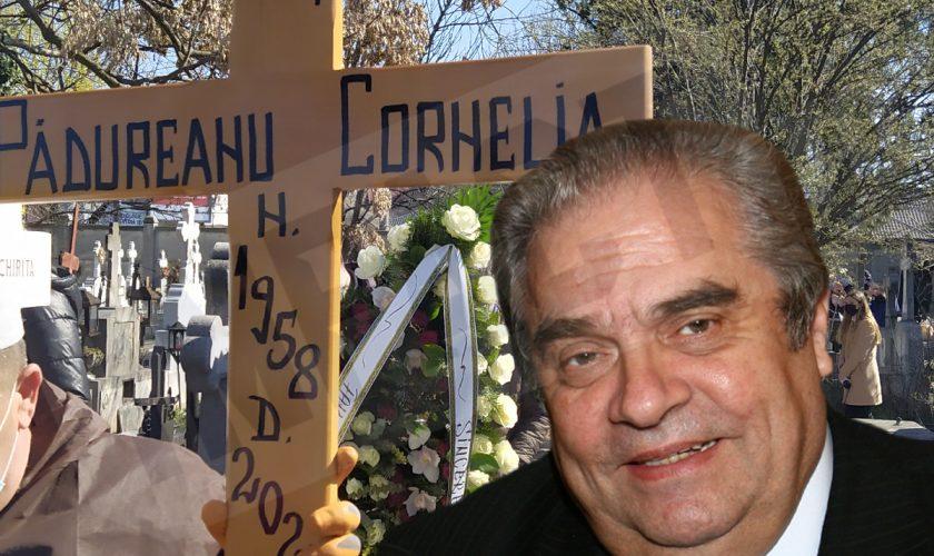 Ce a făcut Aurel Pădureanu în fiecare zi de la moartea Corneliei Catanga. Dezvăluiri tulburătoare