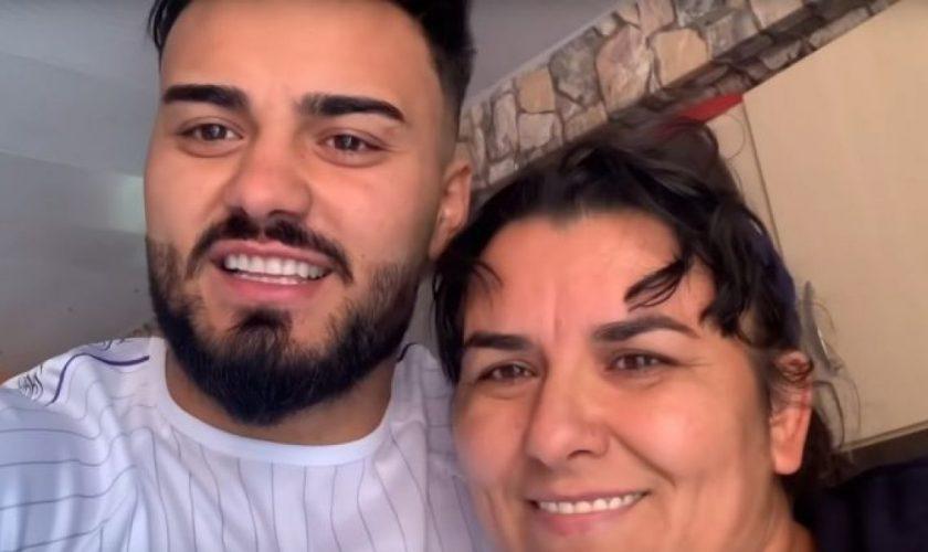 Ce a făcut mama lui Jador când și-a văzut fiul în România. Totul s-a întâmplat în văzul a zeci de oameni