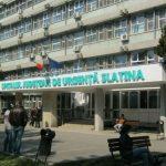 """S-a aflat acum. Cine este pacientul care a provocat incendiul de la Spitalul Slatina: """"Era violent, a avut o altercaţie cu un agent de pază"""""""