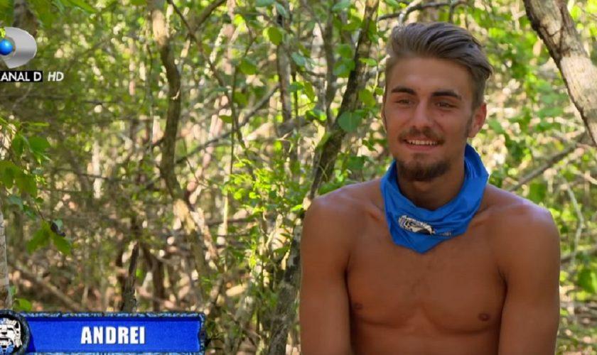 Cu ce se ocupă, de fapt, Andrei Dascălu de la Survivor România 2021. Puțini știu asta despre el