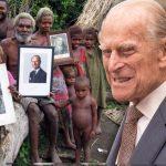 Cum a ajuns Prințul Philip zeul unei secte din Pacific. Chiar s-a dus într-o vizită oficială