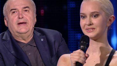 """Florin Călinescu a șocat o concurentă la Românii au talent. Juriul, băgat în ceață: """"Nu aţi auzit cum ţipă?"""""""